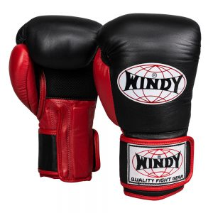 ClimaCool Boxing Gloves Black-Red