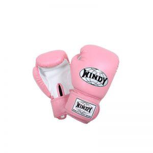 Windy Kinder Boxhandschuh Pink