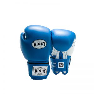 Windy-Kinder Bokshandschoen Blauw