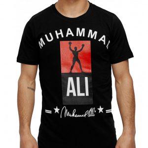 MOHAMED ALI – T-SHIRT ALI AKTIE PRIJS